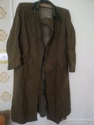 Hadifogságból szabadult katonai világháborús kabát