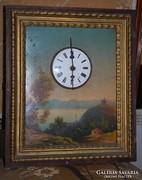 Festmény óra - XIX. század