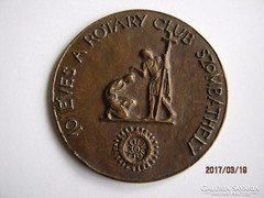ROTARY CLUB SZOMBATHELY.