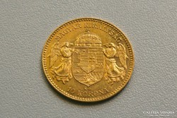 Ferenc József arany 10 korona 1911