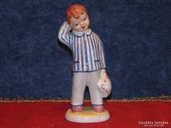 A pizsamás fiú