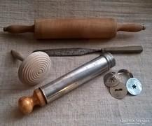 Régi háztartási eszközök egyben eladó