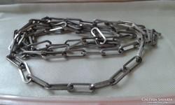 Antik ezüst nyaklánc.Unisex