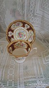 Royal Albert - Lady Hamilton - 2 részes teás szett