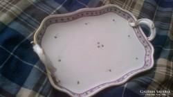 Altwien porcelán tálca 1784