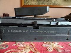 Hermes baby írógép svájci antik
