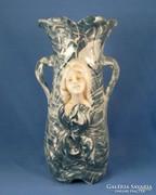 Antik Royal Dux váza