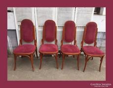 4db thonet jellegű szék