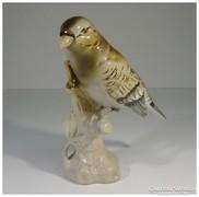 Porcelán madárfigura, Royal dux