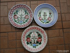 Régi tányérok
