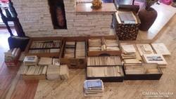 Sok ezer elsőnapi boríték képeslap emléklap bélyegzés FDC