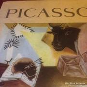 Picasso 10 db, reprodukció gyűjtemény, hiánytalan