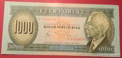 1000 forint 1983/1