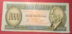 1000 forint 1983/2