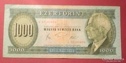 1000 forint 1983/4