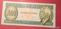1000 forint 1983/5