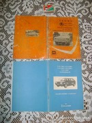 Skoda, VAZ - 1974, 1992 - két darab könyv
