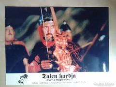 Talen kardja (The Sword and Sorcerer) mozi vitrin fotó, 6 db