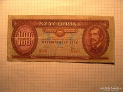 Szép 100 Forint 1968 !