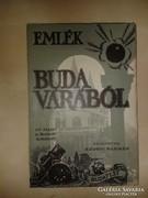Emlék Budavárából, gyűjtötte: Szügyi Elemér