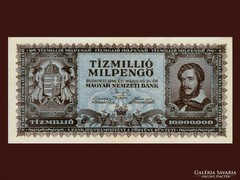 TÍZMILLIÓ MILPENGŐ UNC - KOSSUTH BANKÓ