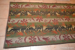 Két oldalán használható  régi szőnyeg ( DBZ 0082 )