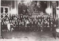 Kodály Zoltán Psalmus Hungaricus előadása után készült kép