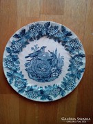 Fischer Ignác csodás fajansz tányérja