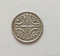1141-1162 II. Géza ÉH69 denár Extraszép! 0,19g