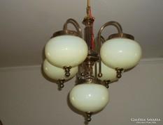 Molecz csillár lámpabúra 4 db eladó- 1 db 4800 Ft