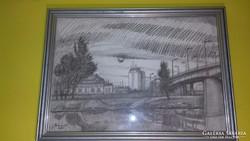 Hemmert János rajz