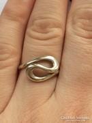 Tiffany & Co.PERETTI SPAIN 925-ezüst gyűrű