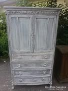 Provence stil szekrény