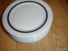 Meseszép hollóházi tányér 6 darab