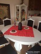 Neobarokk étkező bútor
