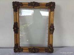 Antik fa blondelkeret falc:24x32 cm