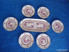 Herendi Indiai mintás 6sz sütis  garnitúra