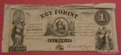 1 forint 1852/1