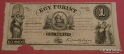 1 forint 1852/3