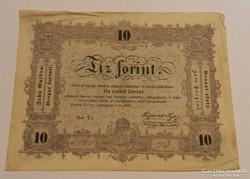 10 forint 1848/4
