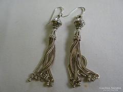 Nagyon dekoratív ezüst fülbevaló 925-ös