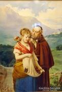 Festmény Provaggi jelzéssel
