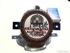 MAGYAR KIRÁLYI AUTOMOBIL CLUB  -  Extrém ritka !!!  olcsón !
