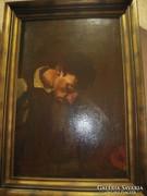 Szüle Péter festmény