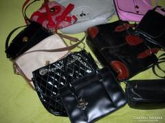 Vintage táskák 10 db