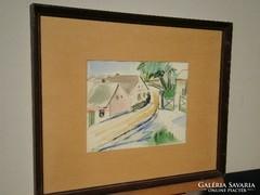 M. Szűcs Ilona (1925 - ) : Kis falu