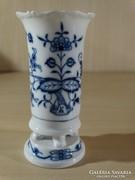 Kardos jelzésű meisseni hagymamintás váza !