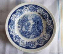 2 db Royal Tudor Ware Olde England sütis tányér