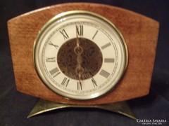 Art deco óra,splendex mechanikus,világító számlap