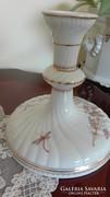 Gyönyörű antik, szecis gyertyatartó